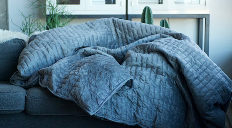 Can a Different Blanket Really Help You Sleep Better?
