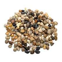 Katzco Polished River Rock Stones