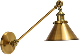 Jeteven Brass Sconces