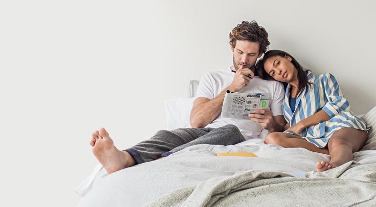 A Smarter Bed = Better Sleep