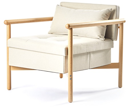Kvell Nordik Lounge Chair