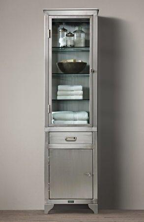 RH 1930s Lab Cabinet