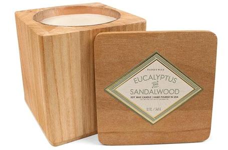 Paddywax Eucalyptus & Sandalwood Candle