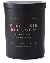Ethics Supply Co. Ojai Pixie Blossom Candle