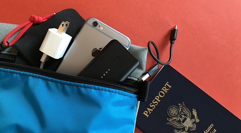 Endorsement: The Tech Travel Kit