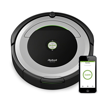 iRobot Roomba 690 Connected Vacuum
