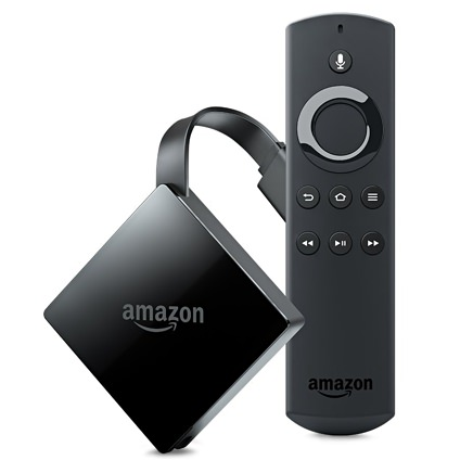 Amazon Fire TV with 4K Ultra HD
