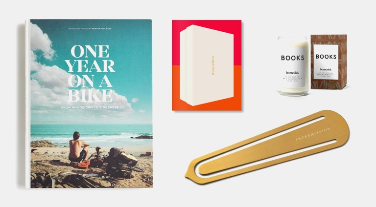 Stylish Books (and Related Items) to Give This Season