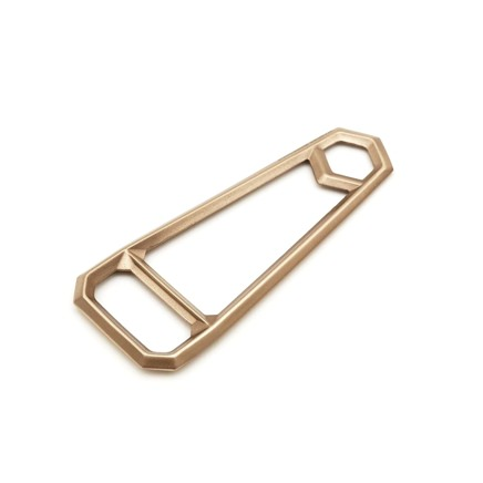 Wander Workshop Brass Bottle Opener