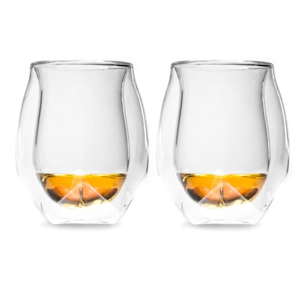 Norlan Glass Whiskey Glasses Set