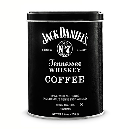 Jack Daniel's Whiskey-Infused Coffee