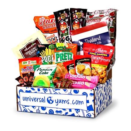 Universal Yums Yum Box
