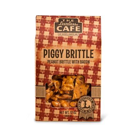 The Loveless Cafe Piggy Brittle