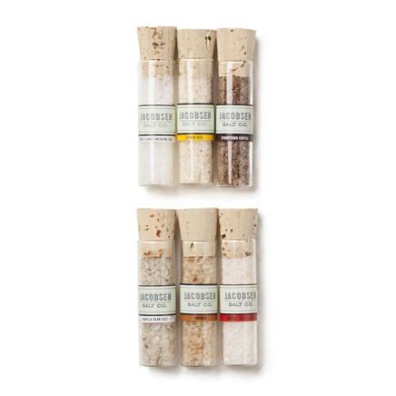 Jacobsen Salt Co. Artisanal Salt Sampler