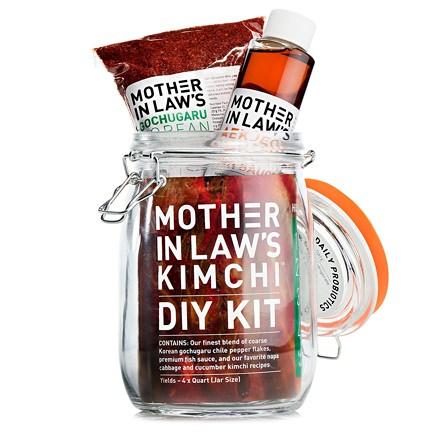 Mother-in Law's DIY Kimchi Kit