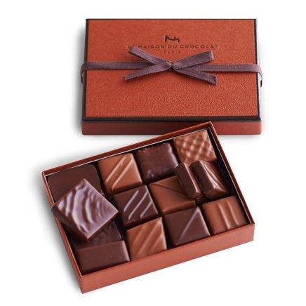 La Maison du Chocolat Chocolate Sampler Selection