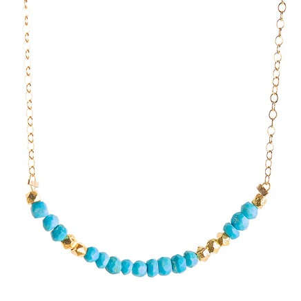 Julia Szendrei Morse Code 'Love' Necklace