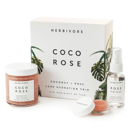 Herbivore Luxe Hydration Trio