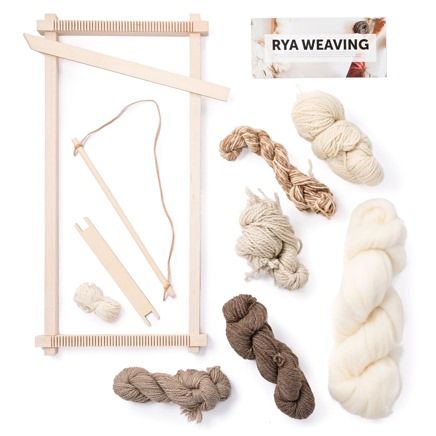 The Crafter's Box RYA Weaving Kit