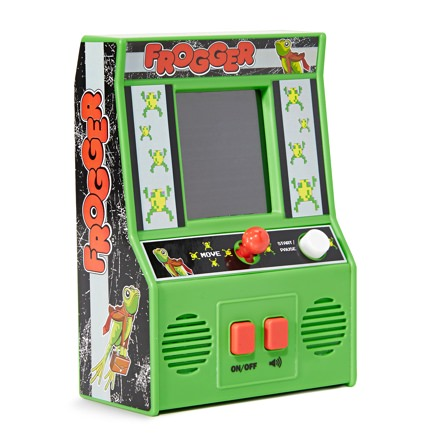 Frogger Retro Game