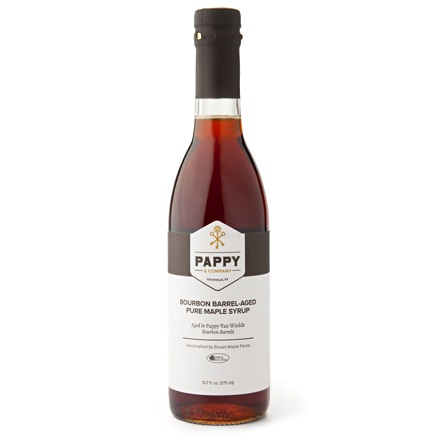Pappy & Co. Bourbon Barrel-Aged Maple Syrup