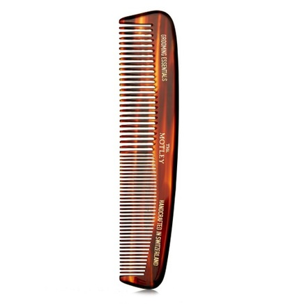 The Motley Swiss-Made Pocket Comb