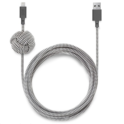Native Union 10-Foot Night Charging Cable