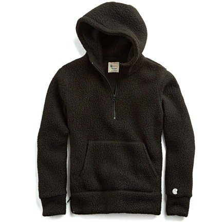 Todd Snyder Polartec Sherpa Hoodie