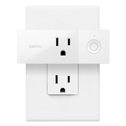 WeMo App-Controlled Smart Plug