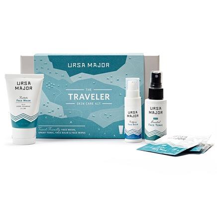 Ursa Major Travelers Skin Care Kit