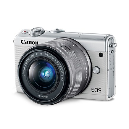 Canon Bluetooth-Enabled 24.2 Megapixel Camera