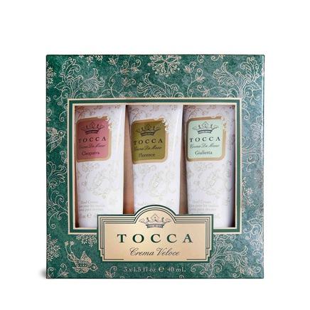 Tocca Hand Cream Trio