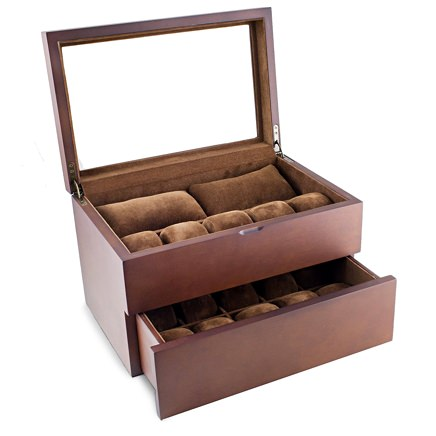 Caddy Bay Watch Box