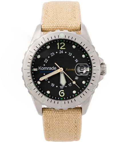 Komrade Watch