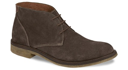 Johnston & Murphy Chukka Boots