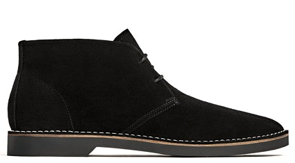 Zara Chukka Boots