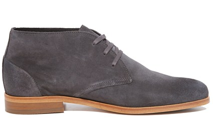 Wolverine 1883 Chukka Boots