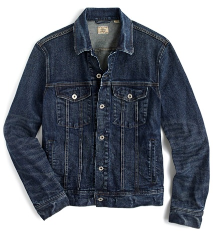 J.Crew Denim Trucker Jacket
