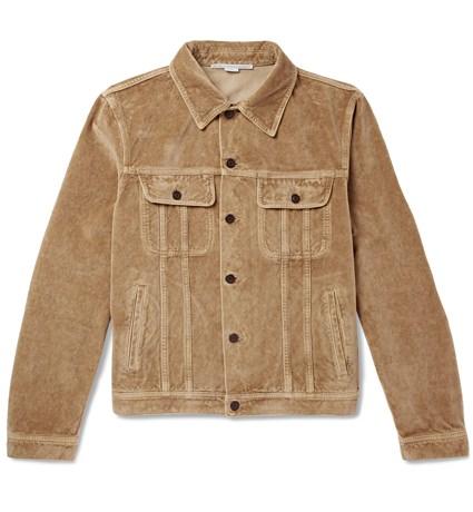 Stella McCartney Denim Trucker Jacket