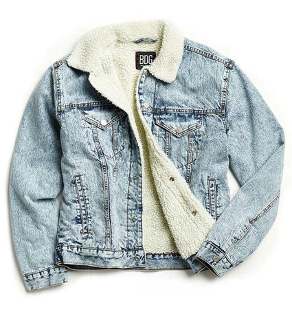 BDG Denim Trucker Jacket