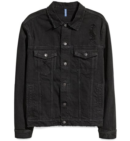 H&M Denim Trucker Jacket