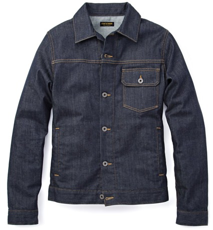 Flint and Tinder Denim Trucker Jacket