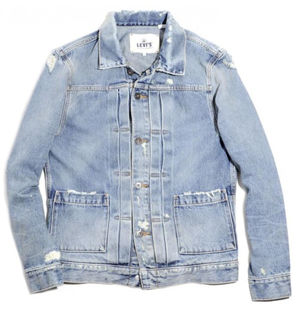 Levi's Made & Crafted Denim Trucker Jacket