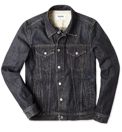 Buck Mason Denim Trucker Jacket