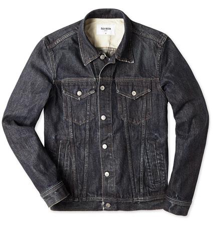 Buck Mason Denim Trucker Jacket