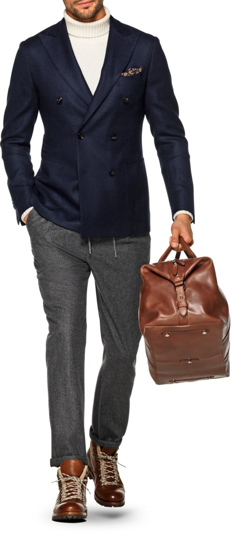 Suitsupply Double-Breasted Jacket