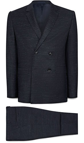 Charlie Casely-Hayford for Topman Double-Breasted Suit
