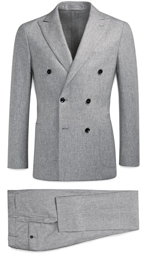 Suitsupply Double-Breasted Suit