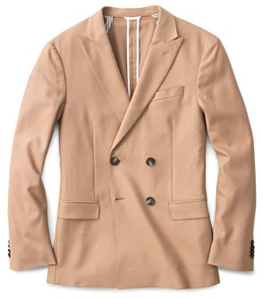 Boss Double-Breasted Jacket