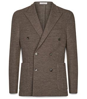 Boglioli Double-Breasted Jacket